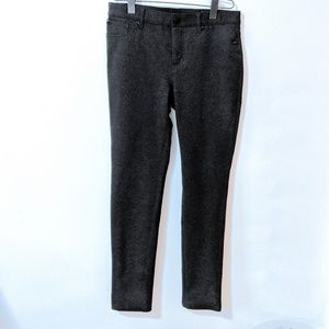 Chico's Gray Slim Ankle Fitting Pants
